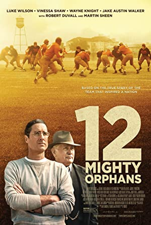 12 Mighty Orphans subtitles