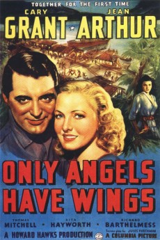 Only Angels Have Wings subtitles
