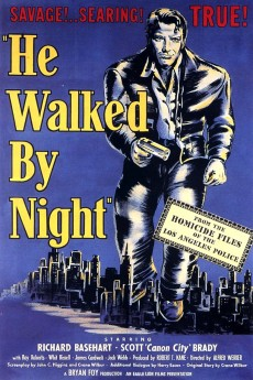 He Walked by Night subtitles