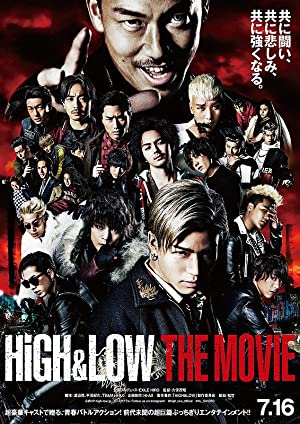 High & Low: The Movie subtitles