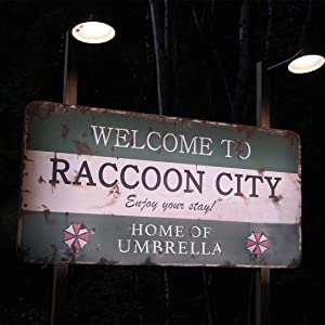 Resident Evil: Welcome to Raccoon City subtitles