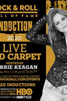 The 2020 Rock & Roll Hall of Fame Induction Ceremony Virtual Red Carpet Live