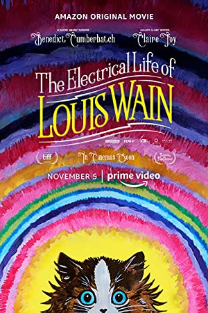 The Electrical Life of Louis Wain subtitles