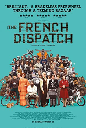 The French Dispatch subtitles