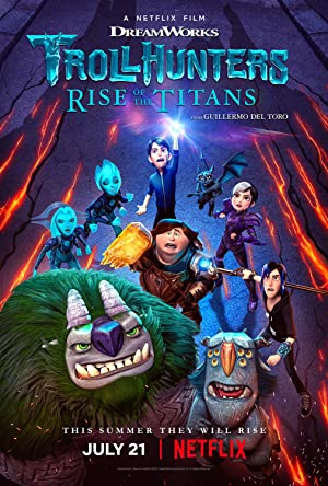 Trollhunters: Rise of the Titans subtitles