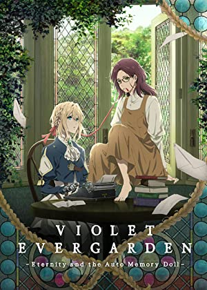 Violet Evergarden: Eternity and the Auto Memories Doll subtitles