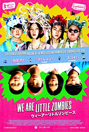 We Are Little Zombies subtitles
